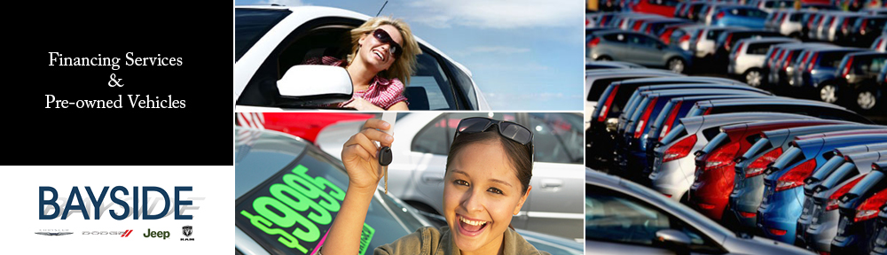 Queens Used Cars and Bad Credit Loans